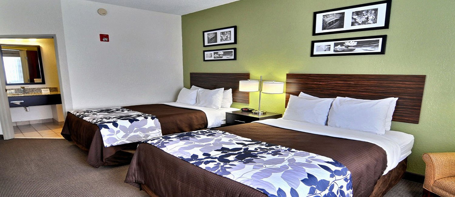 Our Jacksonville, NC hotel has comfortable rooms for business travelers or families