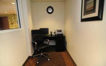 Jacksonville NC Sleep Inn and Suites - The Business Center at Sleep Inn and Suites Jacksonville NC
