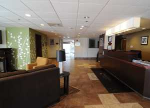 Jacksonville NC Sleep Inn and Suites - Green practices help make our hotel eco-friendly